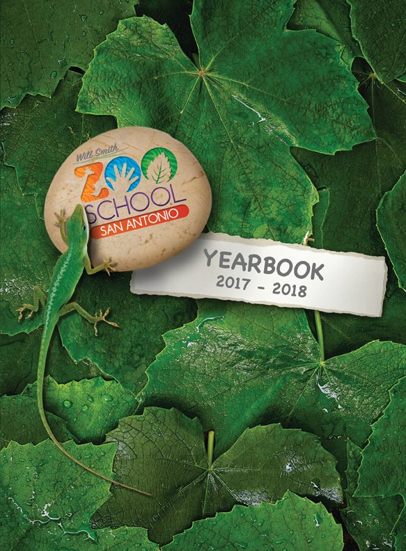 Will Smith Zoo School Yearbook 2018